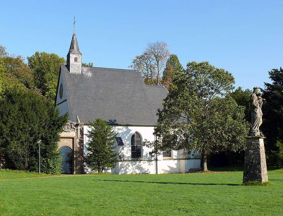Schlosskapelle am Wasserschloss Herten