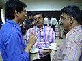 Science Career Ladder Workshop - Indo-US Exchange Programme - Science City - Kolkata 2008-09-17 01311.JPG