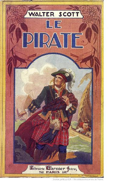 File:Scott - Le Pirate, trad. de Defauconpret, Librairie Garnier Frères, 1933.djvu