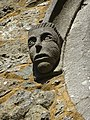 Sculpture at Church of St Michael, Gaerwen, Anglesey, Ynys Mon, Wales. 21.jpg