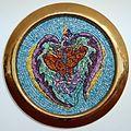 Scuola del mosaico dell'acc. di ravenna, su dis. di luigi ontani, GaniMadeAuReoboro, 2003.jpg