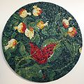 Scuola del mosaico dell'acc. di ravenna, su dis. di piero gilardi, tappeto natura, 2003.jpg