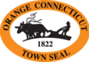 Official seal of Orange, Connecticut
