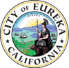 Official seal of Eureka, California