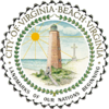 Official seal of Virdžīnijabīča