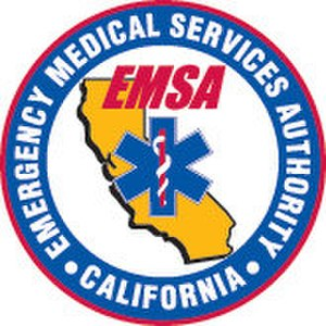 California Emergency Medical Services Authority - Image: Seal of the California Emergency Medical Services Authority