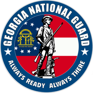 Georgia Army National Guard - Image: Seal of the Georgia National Guard