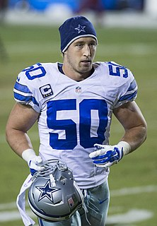 Sean Lee American football linebacker