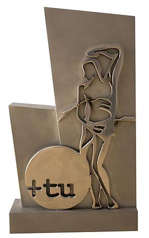 Sebastiane Award - Image: Sebastiane estatua