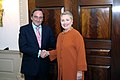 Secretary Clinton Shakes Hands With Portuguese Foreign Minister Portas.jpg