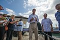 Secretary Kerry Delivers Remarks to the Press at Benoa Port, Indonesia (10119740286).jpg