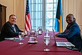 Secretary Pompeo Meets With Bahamian Foreign Minister Henfield (48325157062).jpg