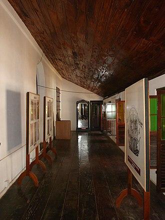 Arakkal Museum - Image: Section of Arakkal Museum