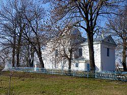 Selets Vol-Volynskyi Volynska-Holy Trinity church-south-east view.jpg