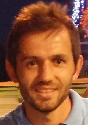 Senad Lulić - Lulić in 2016