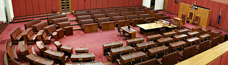 The Australian Senate Senate panorama.jpg