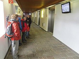 Dorfbahn Serfaus - Image: Serfaus Dorfbahn station vc