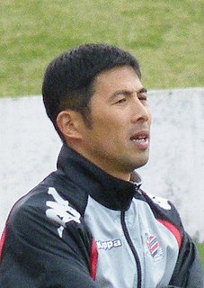 Shuhei Yomoda Japanese footballer and manager