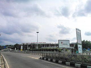 major airport in Dhaka, Bangladesh