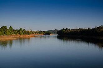 Sharavati - Sharavati River