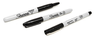 Sharpie (marker) - A variety of Sharpie types.