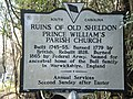 Sheldon Church Ruins Historical Marker.JPG