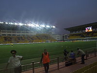 Sheriff Tiraspol stadium by night2.JPG