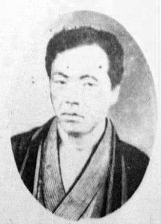 Etō Shinpei - Etō Shinpei