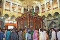 Shrine Lal Shahbaz Qalandar, Sehwan Shareed, Pakistan.jpg