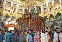 Shrine Of Lal Shahbaz Qalandar Wikipedia