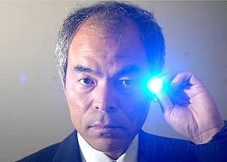 Shuji Nakamura Inventor of the blue LED, 2014 Nobel laureate in Physics