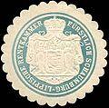 Siegelmarke Fürstlich Schaumburg-Lippische Rentkammer W0313025.jpg