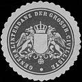 Siegelmarke Generalintendanz der Grossh. Civilliste W0350199.jpg