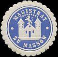 Siegelmarke Magistrat Massow W0349284.jpg