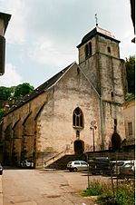 File:Sierck-les-Bains, the town church.jpg