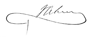 Juan Crisóstomo Falcón - Image: Signature of Juan Crisóstomo Falcón