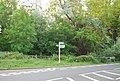 Signpost, Noble Tree Cross - geograph.org.uk - 1312256.jpg