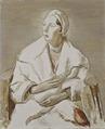 Sigrid Hjertén (Isaac Grünewald) - Nationalmuseum - 40285.tif