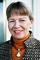 Sigridur Anna thordardottir, miljo- och nordisksamarbetsminister Island.jpg