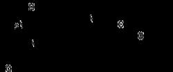 Strukturformel von Silodosin