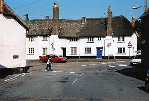 Silverton, Devon - Image: Silverton Fore Street by Martin Bodman