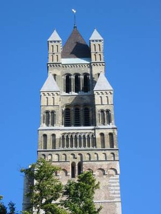 St. Salvator's Cathedral - Saint-Salvator Cathedral
