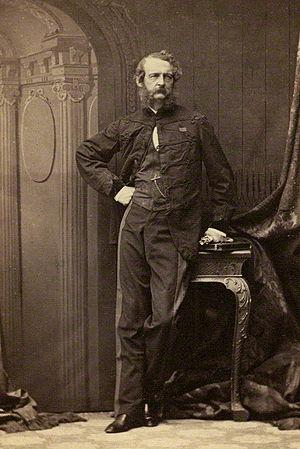 Charles Staveley - Sir Charles Staveley