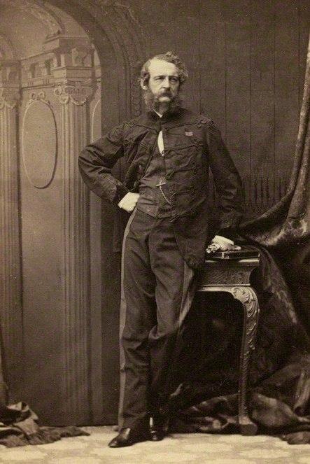 Sir Charles William Dunbar Staveley