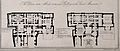 Sir John Soane's House and Museum; plans of the basement and Wellcome V0013535.jpg