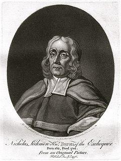 Nicholas Lechmere English politician