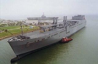 USNS <i>Sisler</i> (T-AKR-311)