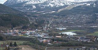 Surnadal Municipality in Møre og Romsdal, Norway