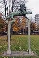 Skulptur Bayerischer Platz (Schön) Bayerischer Löwe.jpg