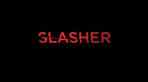 Slasher (TV series) - Image: Slasher TV logo